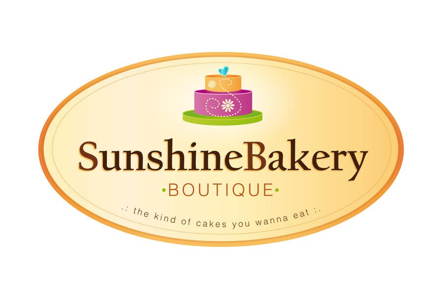 "Intrarea #89 pentru concursul ""Logo Design for Sunshine Bakery Boutique a new bakery I am opening."""
