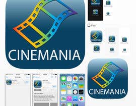 nº 4 pour Design an Icon for iOS Movie quiz game par Ekaterina5