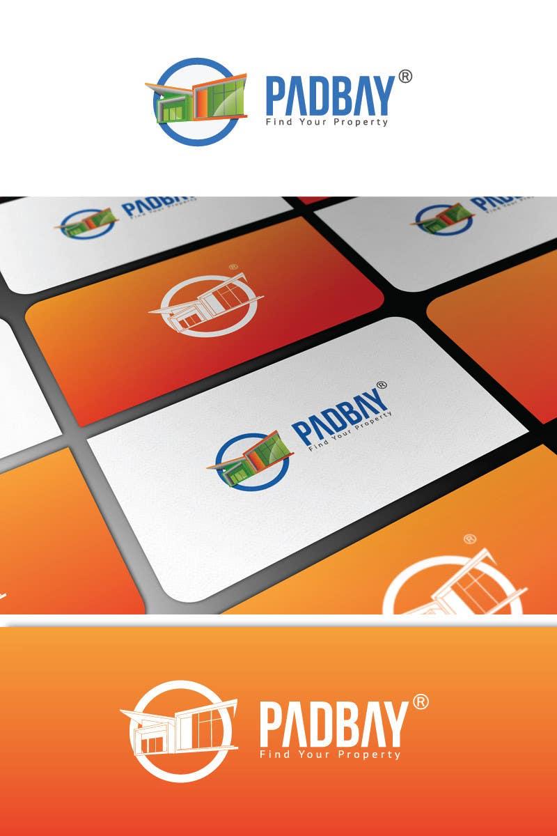 Kilpailutyö #304 kilpailussa Logo Design for PadBay