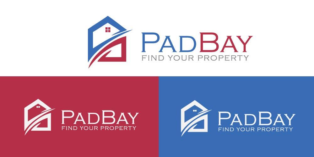 Kilpailutyö #267 kilpailussa Logo Design for PadBay