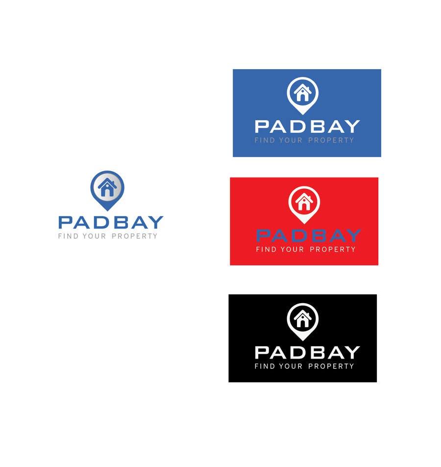 Kilpailutyö #169 kilpailussa Logo Design for PadBay