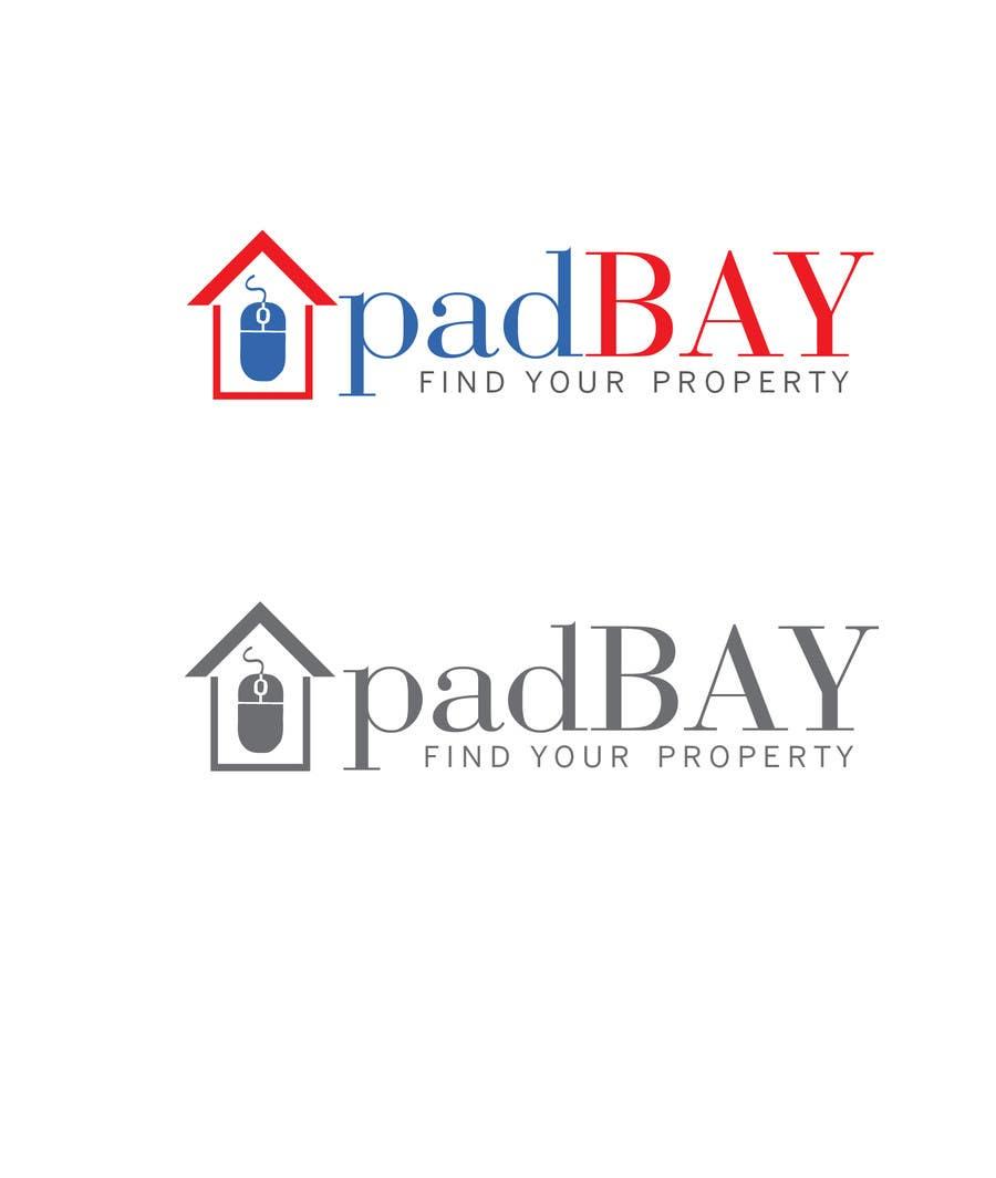 Kilpailutyö #342 kilpailussa Logo Design for PadBay