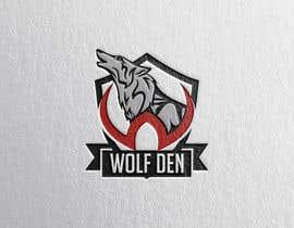 adsis tarafından Wolf Den Logo design için no 68