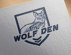 marstyson76 tarafından Wolf Den Logo design için no 47