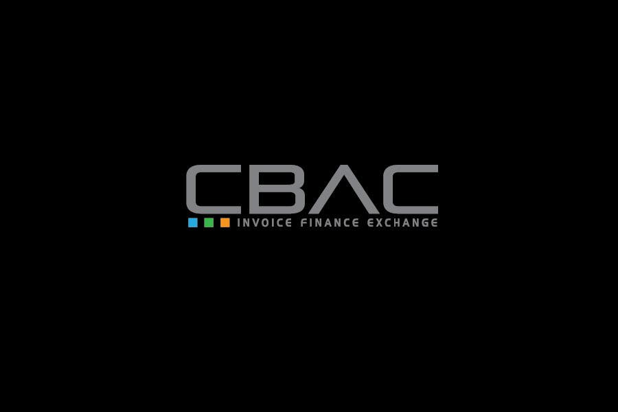 #160 for Design a Logo for CBAC Invoice Finance Exchange by alamin1973