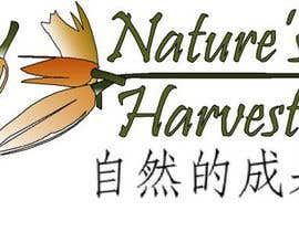 nº 67 pour Logo Design for Nature's Harvest par JulieSneeden
