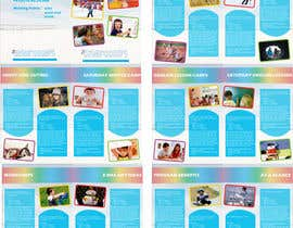 #20 untuk Design a Brochure for kids ski camps,husky outings and christmas present ideas oleh ArtCulturZ