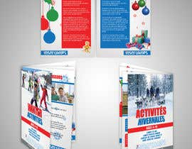 #24 for Design a Brochure for kids ski camps,husky outings and christmas present ideas af DanaDouqa