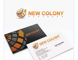 #155 untuk Design a Logo for New Colony Partners oleh conceptcit