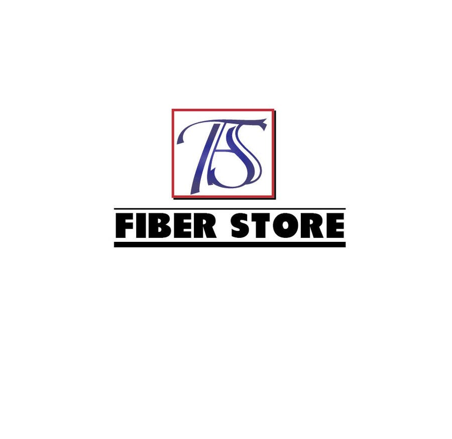 Entry 82 By Kmohan7466 For Design A Logo Importing Trading Fiberstore Contest Establishment