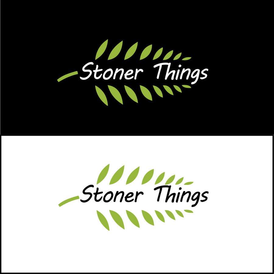 Konkurrenceindlæg #41 for Design a Logo for Stoner logo for shirt brand