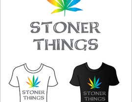 #43 for Design a Logo for Stoner logo for shirt brand af ArtCulturZ