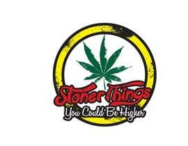 #55 for Design a Logo for Stoner logo for shirt brand af nitabe