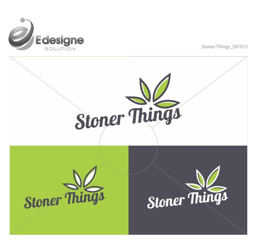 Konkurrenceindlæg #8 for Design a Logo for Stoner logo for shirt brand