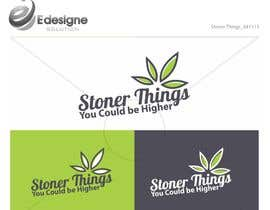 #34 para Design a Logo for Stoner logo for shirt brand por edesignsolution