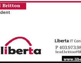 nº 7 pour Design some Business Cards for My IT Company par therishank