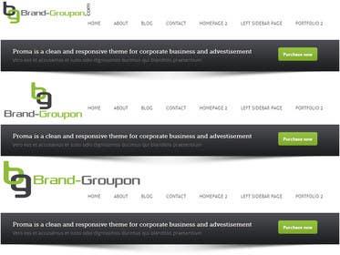 #17 for Design a Logo for Brand-Groupon.Com by PolyWorks500