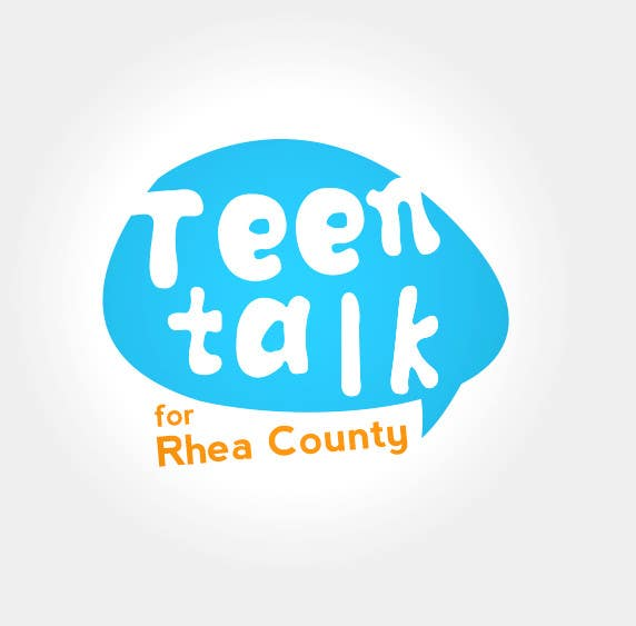 #38 for Design a Logo for Teen Talk / Teen Maze of Rhea County by Casiopea