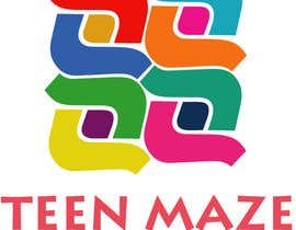 #35 untuk Design a Logo for Teen Talk / Teen Maze of Rhea County oleh zrbappy