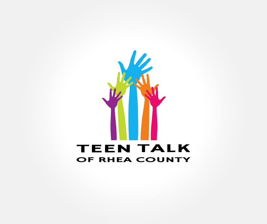 Kilpailutyö #34 kilpailussa Design a Logo for Teen Talk / Teen Maze of Rhea County