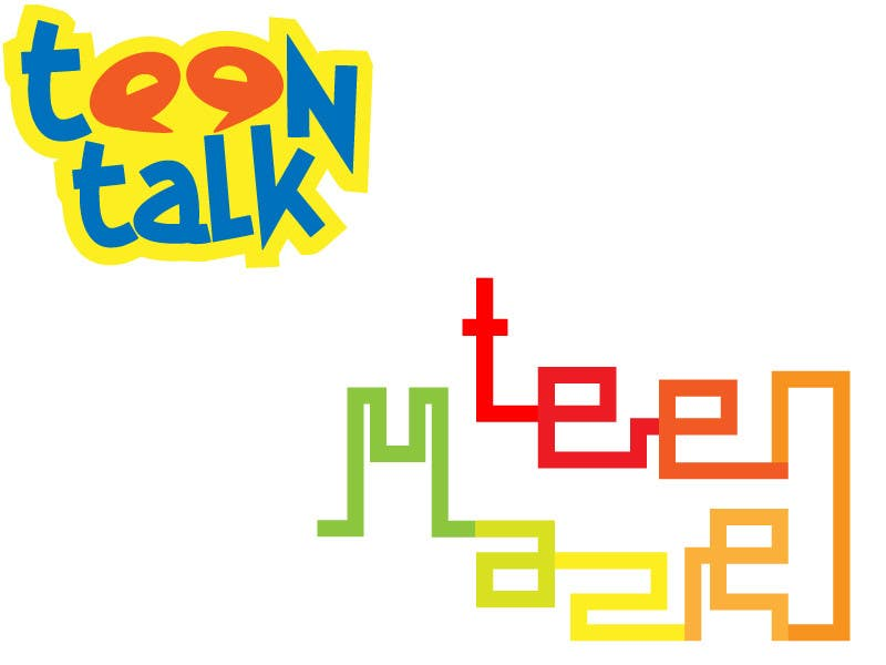 #18 for Design a Logo for Teen Talk / Teen Maze of Rhea County by remonteye