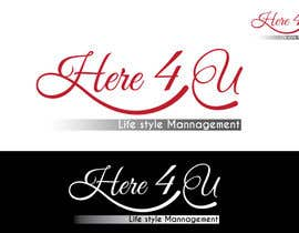 #15 untuk Design a Logo for 'Here 4 U - Lifestyle Management' oleh umamaheswararao3