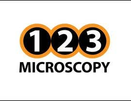 #32 para Design a Logo for 123Microscopy por iakabir