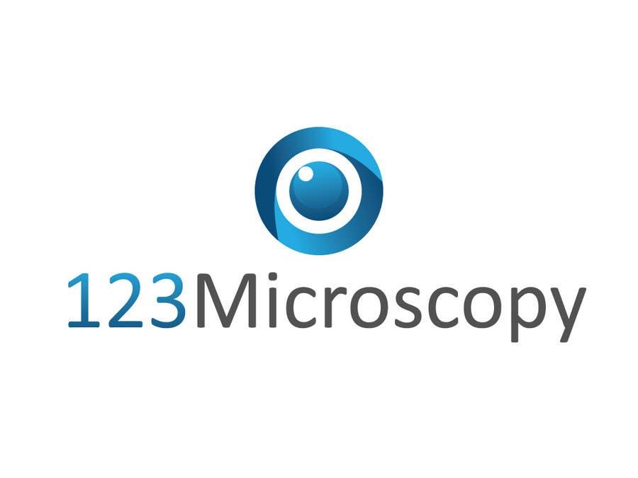 Kilpailutyö #5 kilpailussa Design a Logo for 123Microscopy