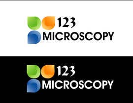 #50 para Design a Logo for 123Microscopy por GoldSuchi