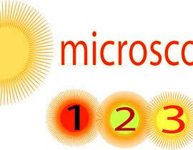 #73 for Design a Logo for 123Microscopy by Zain27786