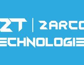 Nro 114 kilpailuun Logo and banners for Zarco Technologies käyttäjältä AliAbbas337