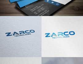 Nro 186 kilpailuun Logo and banners for Zarco Technologies käyttäjältä rana60