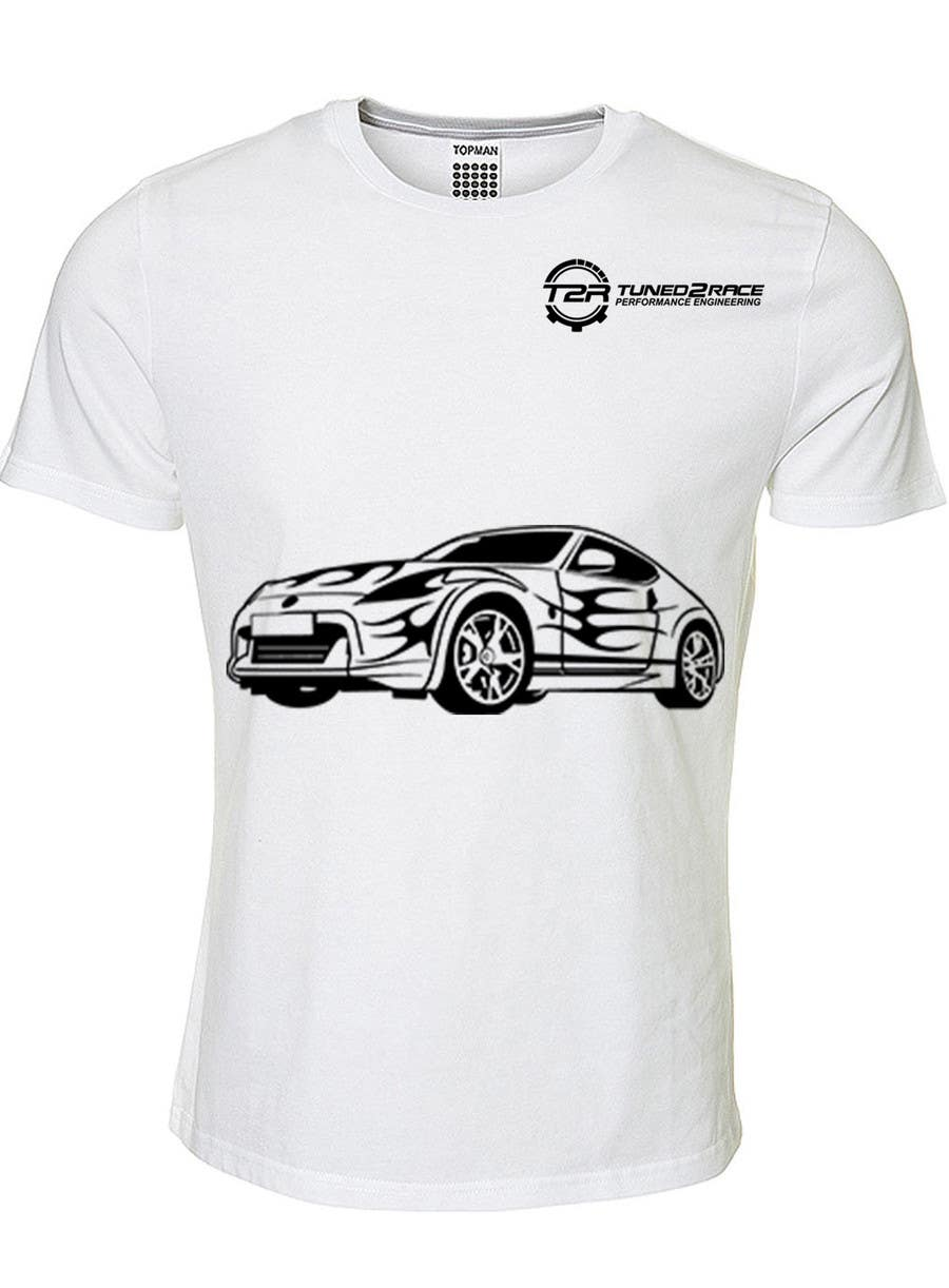 #7 for Design a T-Shirt for Tuned2Race by popescujohn