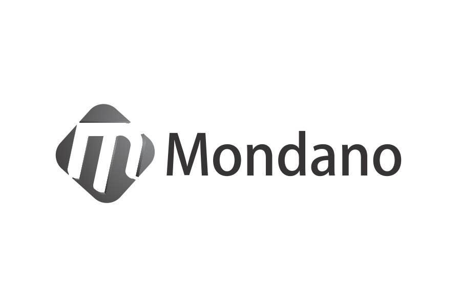 Proposition n°538 du concours Logo Design for Mondano.com