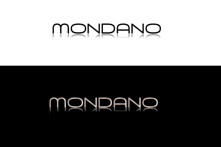 Contest Entry #524 for Logo Design for Mondano.com
