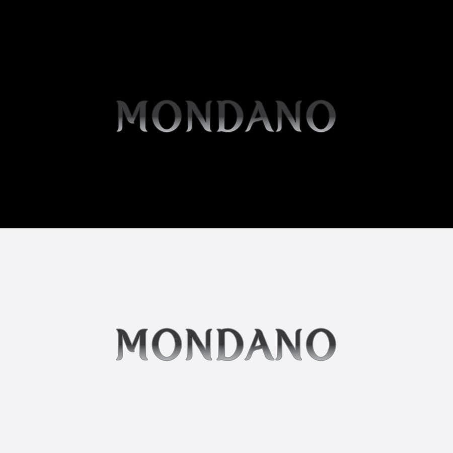 Proposition n°381 du concours Logo Design for Mondano.com