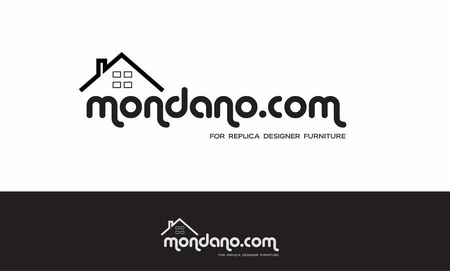Contest Entry #77 for Logo Design for Mondano.com
