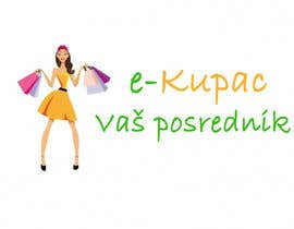 #12 para Design a Logo for e-kupac.com por nensi90ns