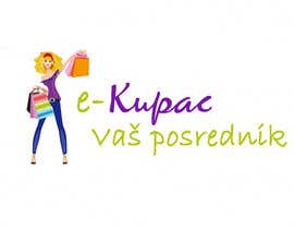 #13 para Design a Logo for e-kupac.com por nensi90ns