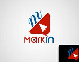 #127 для Logo Design for Markin от mayurpaghdal