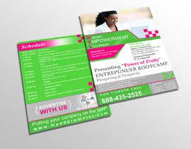 #20 cho Design a Flyer for an Entrepreneurs' financial bootcamp bởi lardher