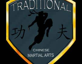 #34 for MARTIAL ARTS LOGO DESIGN by edstudiodesign