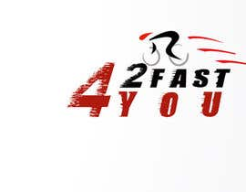 #23 para Design a Logo for my bike Brand 2Fast4You por surajitdutta101