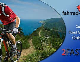 nº 19 pour Design a Banner for the slider on our bicycle website par sh1van