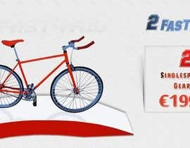 nihon5 tarafından Design a Banner for the slider on our bicycle website için no 10