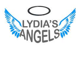 nº 34 pour Design a Logo for Lydia's Angels par sabeshkumar
