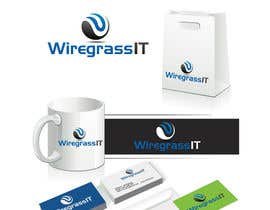 nº 73 pour Design a Logo for Wiregrass IT par texture605