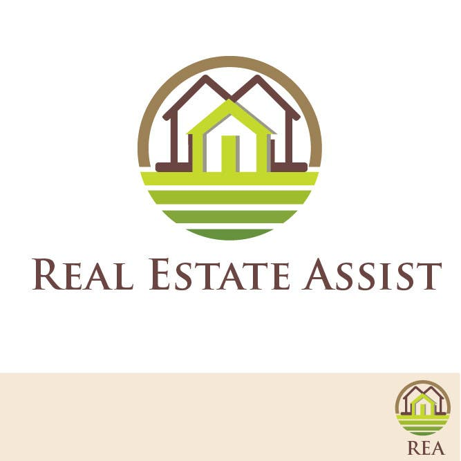 #87 for Design a Logo for Real Estate Assist by Azaerus