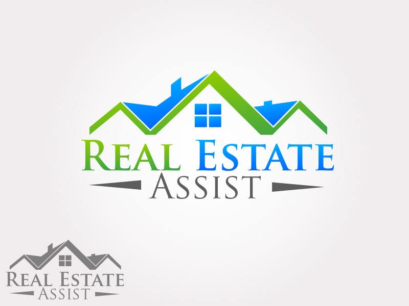 #182 for Design a Logo for Real Estate Assist by aqstudio