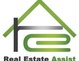 nº 109 pour Design a Logo for Real Estate Assist par ForPerfectDesign